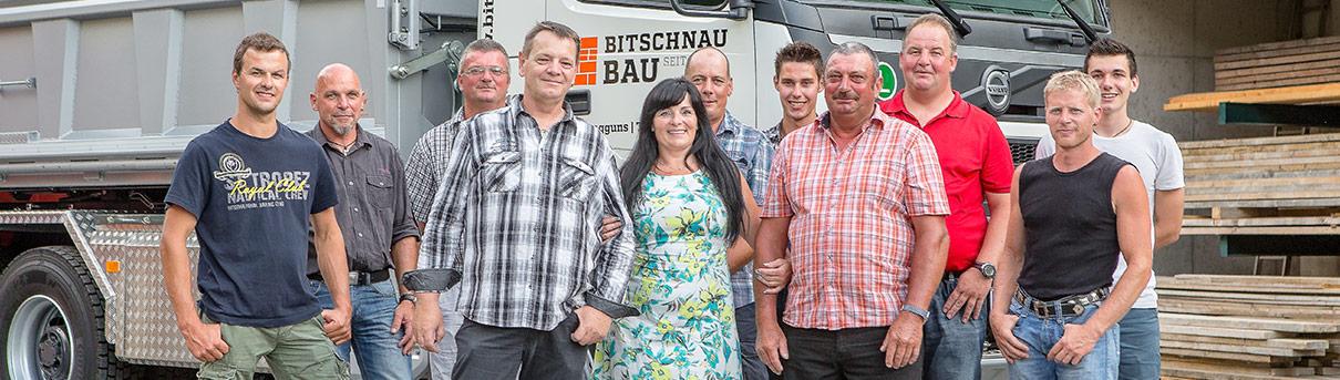 Bitschnau Bau Team