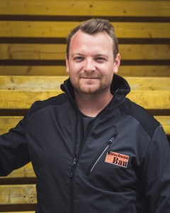Potrait Daniel Bitschnau, Geschäftsführer Bitschnau Bau Montafon