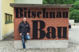 Daniel Bitschnau, Geschäftsführer, Bitschnau Bau Tschaguns Montafon